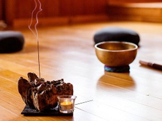 6 Days Sheng Zhen Healing Qigong & Ba Gua Zhang Taichi Training in Massachusetts, USA