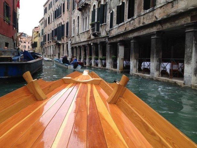3 Days Italian Culinary Holiday in Venice & Bologna