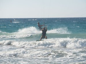 8 Days Kite Surf Camp in Rhodes, Greece