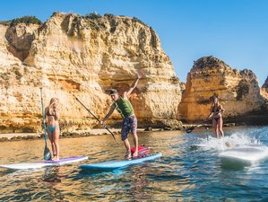 8 Days SUP Yoga Camp in Algarve, Portugal