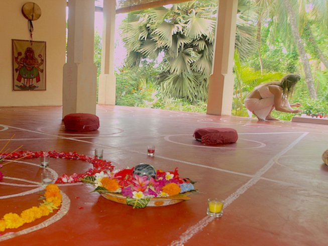 30 Days 300-Hour Elemental Yoga Therapy Teacher Training in Bali