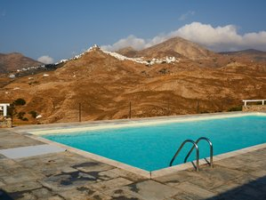 7 Day Ashtanga Yoga Retreat in the Beautiful Island of Serifos, South Aegean