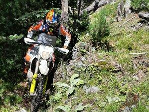 8 Day Guided Pentadrom Enduro Motorbike Tour in Bulgaria
