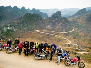 8 Day North Vietnam Off-Road Guided Motorcycle Tour