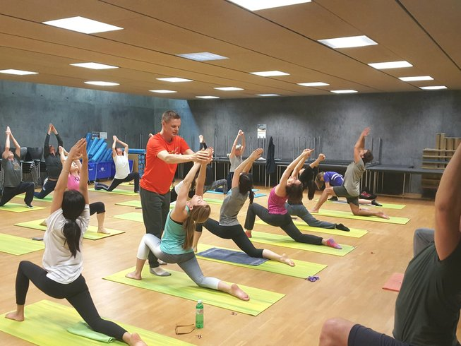 6 Tage Yoga Retreat mit Meditation, Pranayama und Mantrasingen in Lech am Arlberg, Österreich
