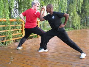 1 Year Kung Fu Training in Linyi, Shandong