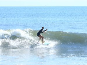 6 Days Beginner Surf Camp in Jembrana Regency, Bali