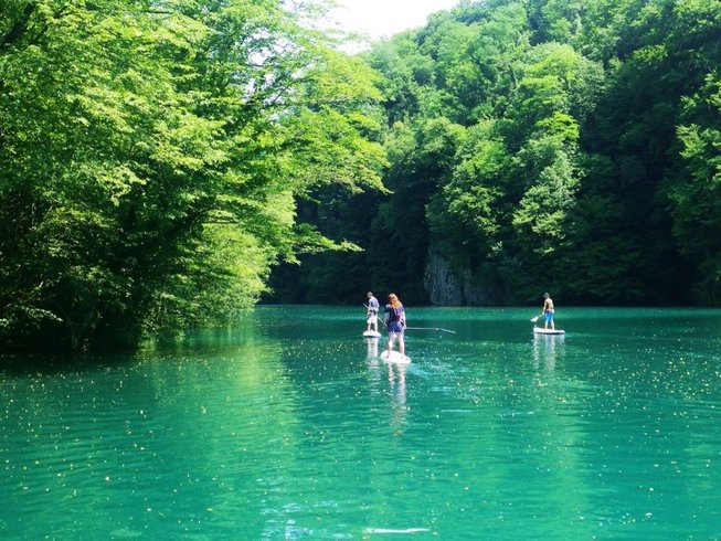 8 Days SUP Holidays in Slovenia
