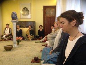 5 Day Vegan Reflection Week Meditation Retreat in the Belgian Ardennes