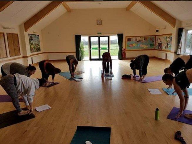 3 días fin de semana de meditación y retiro de yoga en Inglaterra, Reino Unido