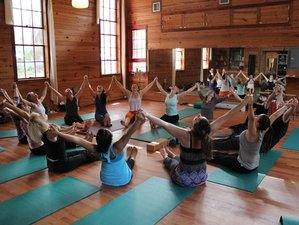 15 Day 200-Hour Hatha with Aerial Certification Yoga Teacher Training in Manatee County, Florida