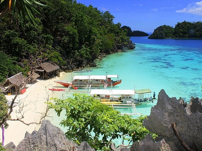 5 Day Meditation Eco Adventure and Yoga Retreat in Coron, Philippines
