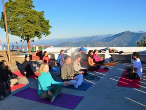 22 Day Detox, Ayurveda, Meditation & Yoga Retreat in Rishikesh