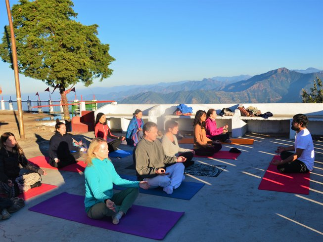 the best attitude 2af4a 8f655 22 Days Detox, Rejuvenating, Meditation   Yoga Retreat Rishikesh, India -  BookYogaRetreats.com