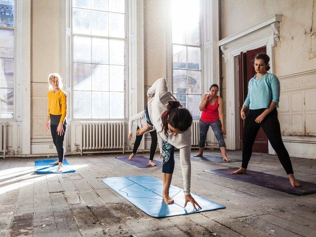 23 Days 200hr Certified Yoga Teacher Training in Spain