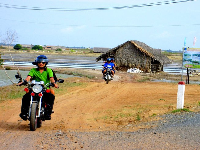 8 Days Off-Road Vietnam Motorbike Tour