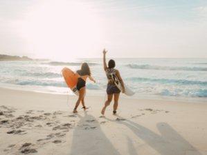 14 Day Surf and Yoga Wellness Package: The Vegan Surf 'n' Yoga Retreat in Fuerteventura
