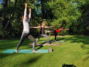 3-Daags Yogaweekend 'Kamperen in de Vlaamse Natuur' in Bonheiden