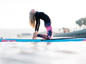 3 Days Weekend SUP and Yoga Holiday in British Columbia, Canada