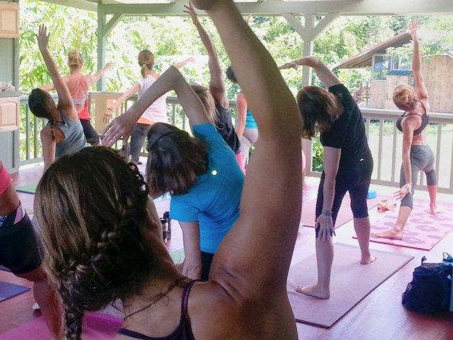 3 jours de yoga, de guérison et de méditation à Hawaï