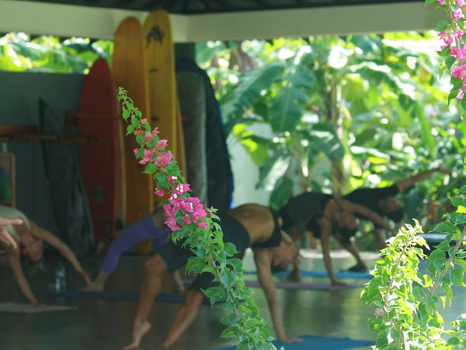 8 Days Warrior, Waves, Wisdom Yoga Retreat in Sri Lanka