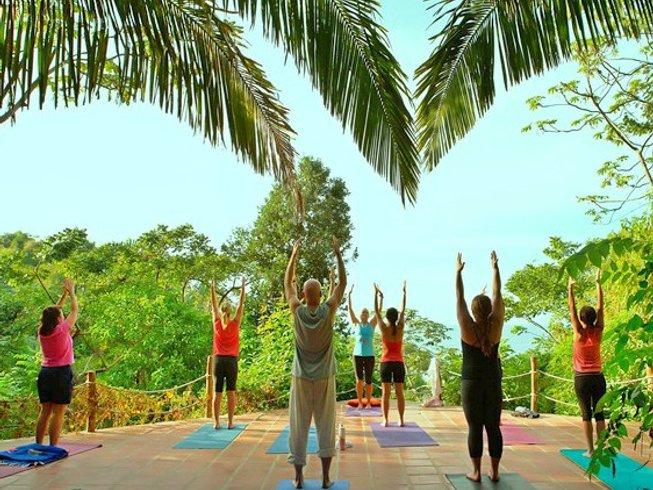 8-Daagse Nieuwjaars Meditatie en Yoga Retraite in San Pancho, Mexico