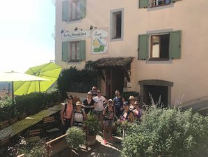 8 jours en vacances de yoga, randonnée et cuisine dans le sud de la France