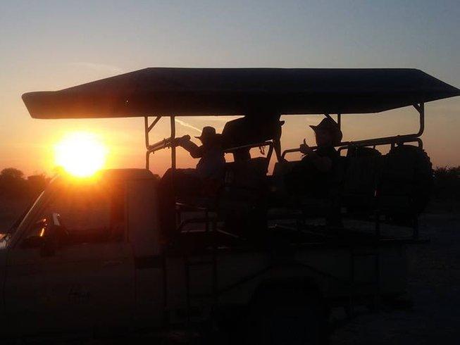 7 Days Safari in Botswana
