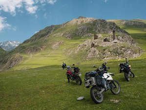 9 Day The Very Best that Georgia Has to Offer: Guided Motorcycle Tour