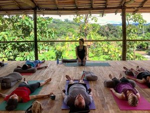 7 Days Fearless Meditation Yoga Retreat in Costa Rica