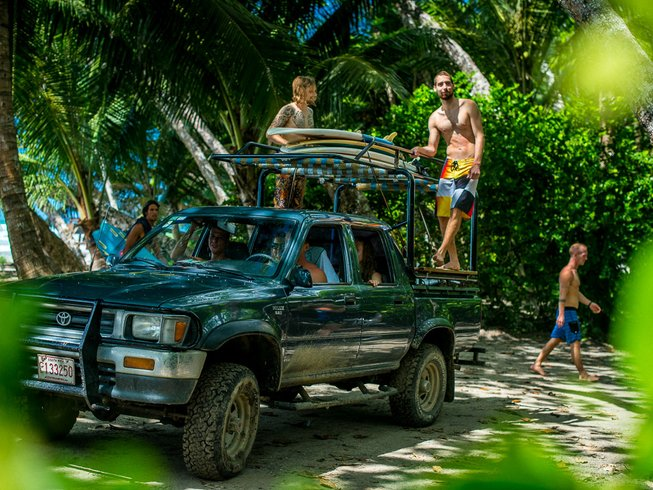 7 Days Unforgettable Surfing Vacation in Costa Rica