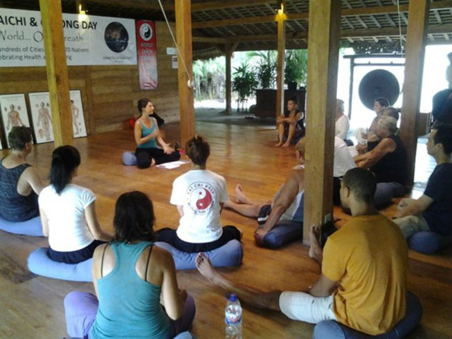 5 Days Tai Chi and Qi Gong Group and Private Course in Bali, Indonesia