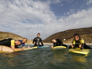 8 Days All-Inclusive Surf Camp in Aljezur, Portugal