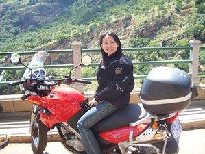 27 Days Safari Guided Motorcycle Tour in Tanzania, Malawi, Zambia, Botswana, and South Africa