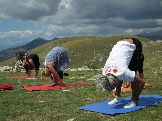 8 Days Yoga & Spa Retreat for Foodies in Abruzzo, Italy
