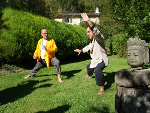4 Days Wu Style Tai Chi, Tao Yoga, and Meditation Retreat in Ariège, France