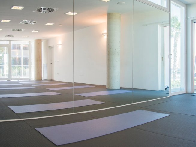 8 Tage All-Inklusive Individualisierter Luxus Yoga Urlaub auf Ibiza, Spanien