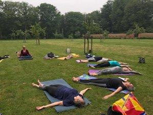 3-Daags 'Grenzen in Relaties' All-In Yogaweekend in De Oude Abdij van Kortenberg