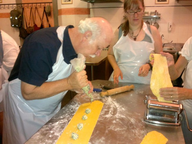 6 Days Italian Cooking Course in I 4 Amici, Florence