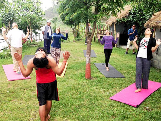 8-Daagse Yoga Retreat in Bhaktapur, Nepal