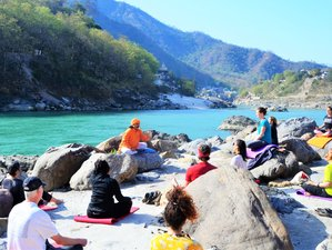 71 Days 500 Hours Yoga Teacher Training Course in Rishikesh, India