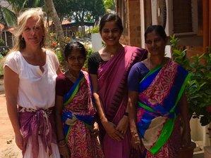 22 Days 200-Hour Intensive Yoga Alliance Yoga Teacher Training in Kerala, India
