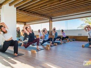 6 Tage Yoga Retreat in Corralejo, Fuerteventura