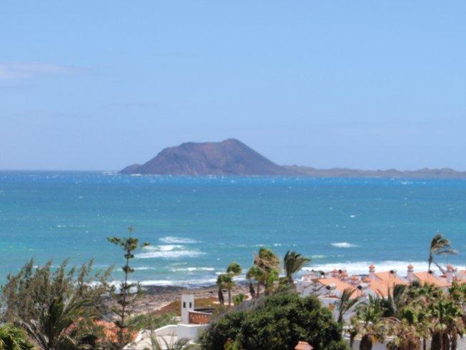 8 Days Yoga Holiday in Fuerteventura, Spain