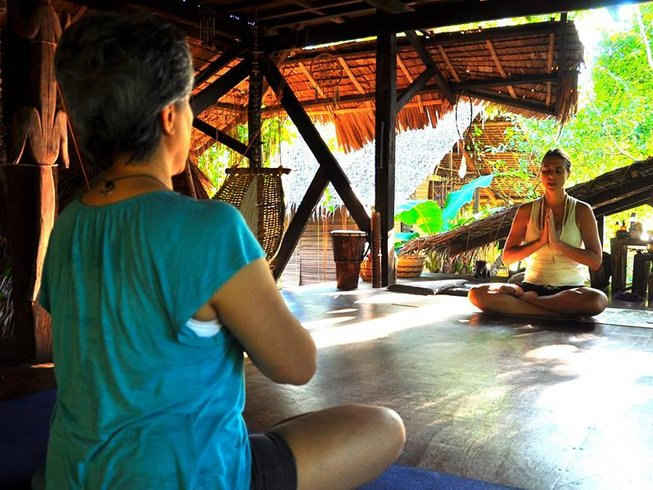 7 Days Detox, Meditation and Yoga Retreat in Philippines