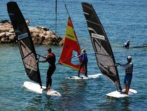 8 Days Breathtaking Windsurf Camp in Verona Province, Italy