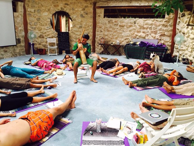 6 Days Secrets to Tantric Intimacy Yoga Retreat in Tulum, Mexico