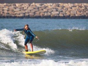 6 Days Surf Camp in Anza or Tamraght, Agadir, Morocco