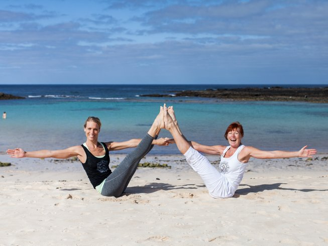 8 Days Truly Healthy and Delicious Detox Yoga Retreat in Spain