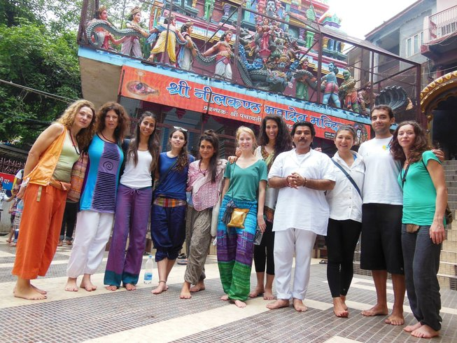 15 Days 100-Hour Yoga Teacher Training in Rishikesh, India